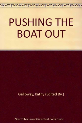 Pushing the Boat Out: New Poetry: n/a