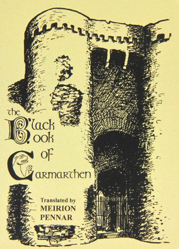 9780947992316: The Black Book of Carmarthen