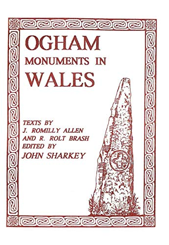 9780947992880: Ogham Monuments in Wales