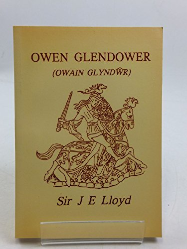 9780947992897: Owen Glendower