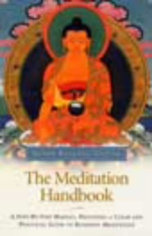 9780948006449: The Meditation Handbook: A Step-by-step Manual, Providing a Clear, Practical Guide to Buddhist Meditation