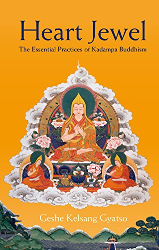 9780948006555: Heart Jewel: The essential practices of Kadampa Buddhism