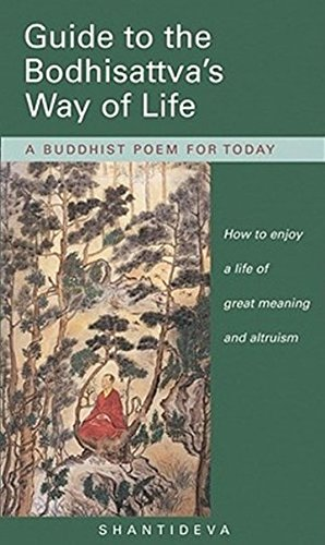 9780948006883: Guide to the Bodhisattva's Way of Life: How to enjoy a life of great meaning and altruism