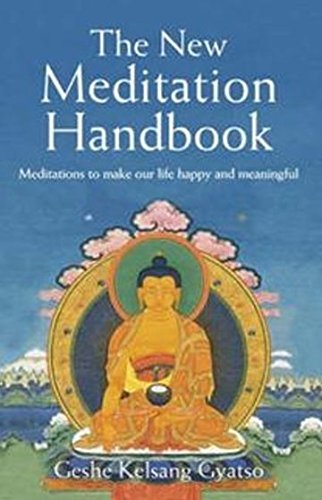 9780948006906: The New Meditation Handbook: Meditations to Make Our Life Happy and Meaningful