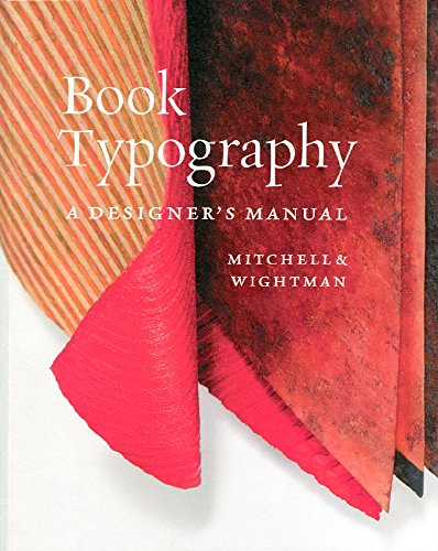 9780948021664: Book Typography: A Designer's Manual