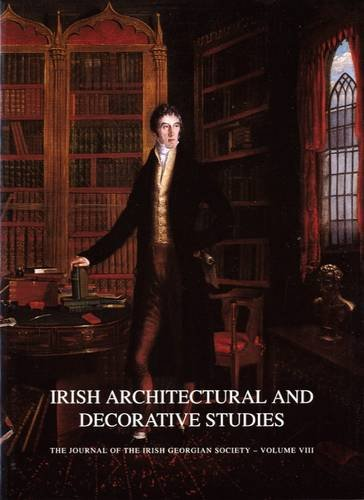 9780948037214: Irish Architectural and Decorative Studies: v. 8
