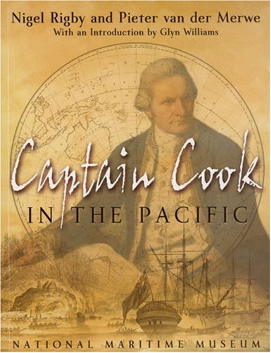 9780948065439: Captain Cook in the Pacific