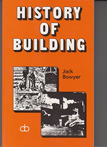 9780948083181: The History of Building