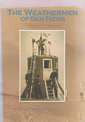 9780948090240: The Weathermen of Ben Nevis 1883-1904