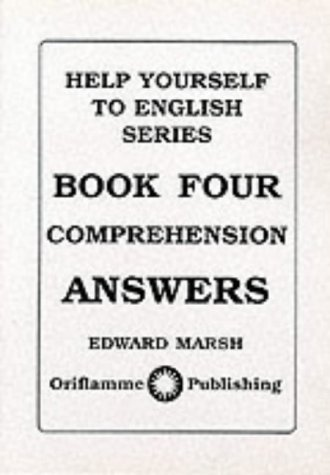 9780948093135: Comprehension: Answers (Help Yourself to English)