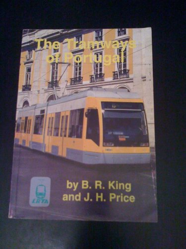 9780948106194: The Tramways of Portugal