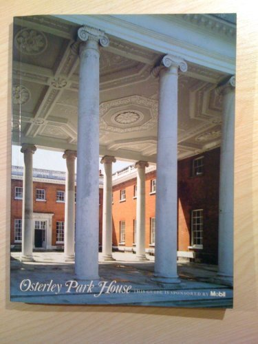9780948107146: A Guide to Osterley Park House