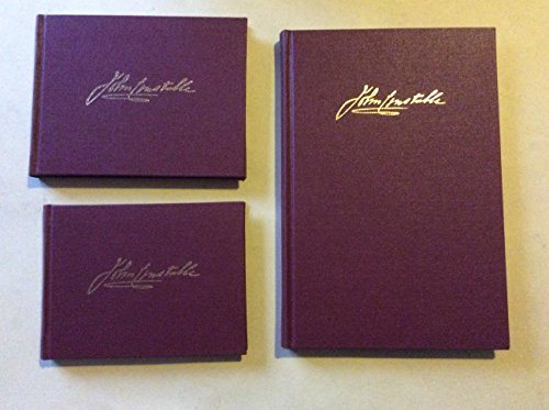 9780948107153: John Constable's Sketch-books of 1813 and 1814