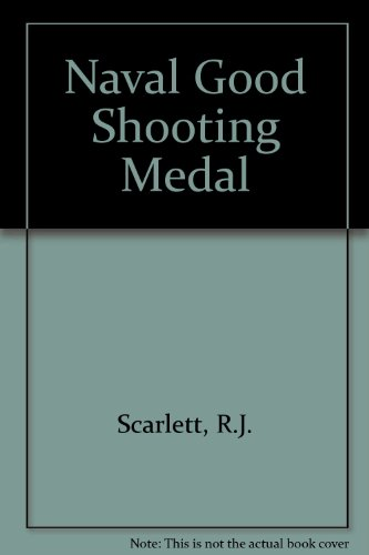 9780948130335: Naval Good Shooting Medal