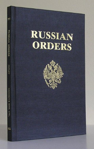 Russian Orders, Decorations and Medals (Including a: Hurley, Christopher