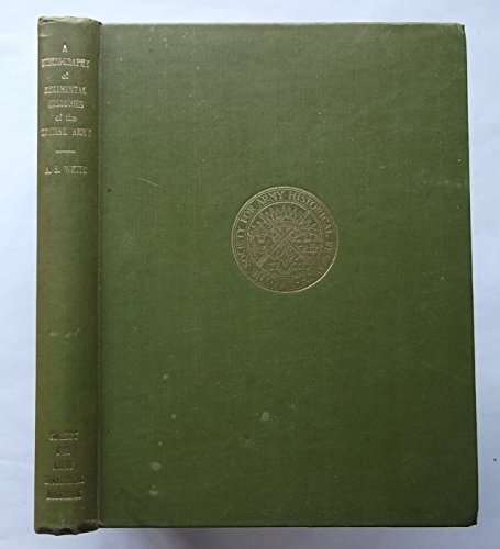 9780948130618: Bibliography of Regimental Histories of the British Army