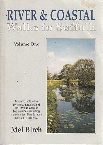 9780948134425: River and Coastal Walks in Suffolk: v. 1