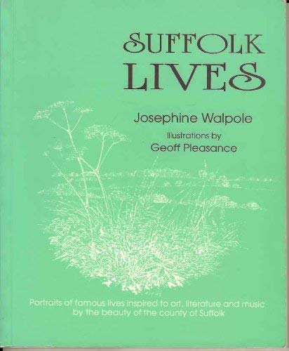 Suffolk Lives: Josephine. Illustrated by