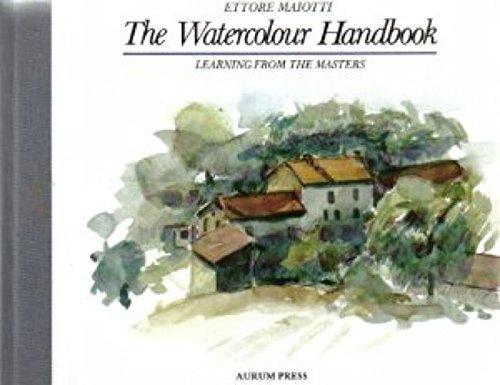 9780948149207: The Watercolour Handbook (Portable Art Handbooks)