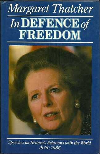 9780948149535: In Defence of Freedom