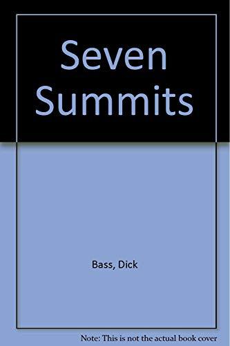 9780948149658: Seven Summits