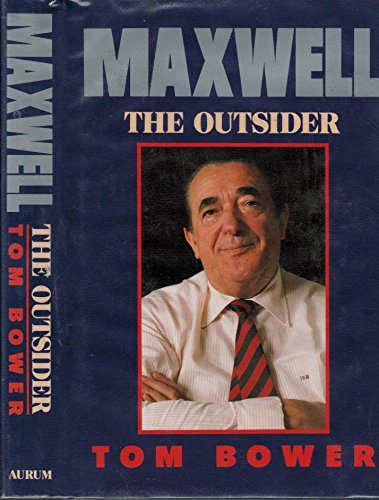 9780948149887: Maxwell: The Outsider