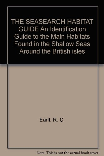 Marine Conservation Society : A Photographic Guide to Some Common Subtidal Seaweeds of the British ...