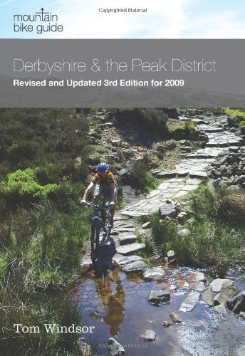 9780948153891: Mountain Bike Guide Derbyshire & the Peak District 2009