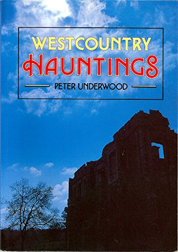 9780948158223: West Country Hauntings