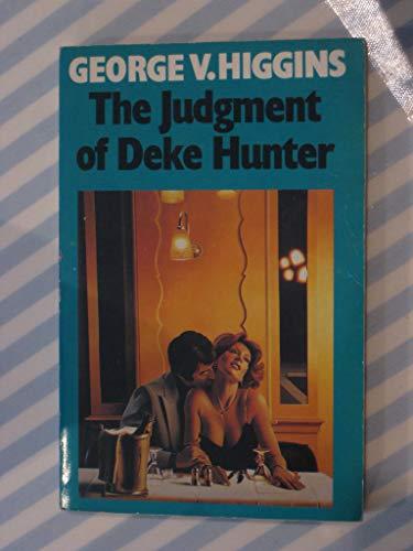 9780948164101: Judgment of Deke Hunter