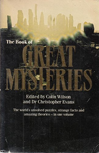 9780948164262: The Book of Great Mysteries