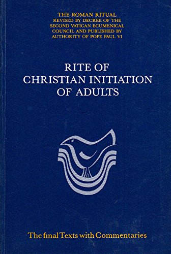 9780948183157: Rite of Christian Initiation of Adults