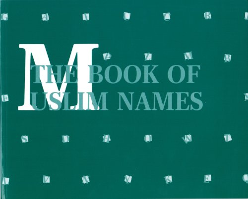 Book of Muslim Names: Muhammad, W. D.