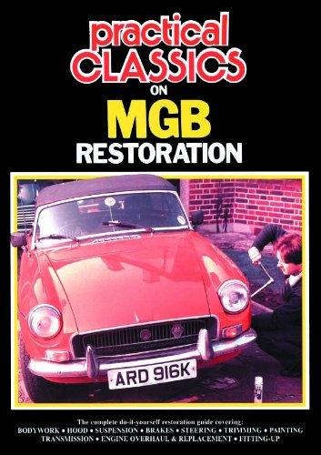 Practical Classics on Midget & Sprite Restoration: Clarke, R.M.