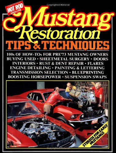 9780948207976: Mustang Restoration Tips and Techniques