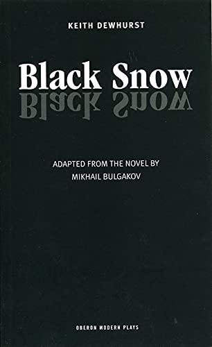 9780948230455: Black Snow
