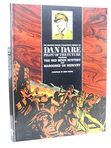 Dan Dare: The Red Moon Mystery: Mike Higgs
