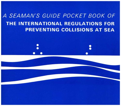 9780948254062: Pocket Book of the International Regulations for Preventing Collisions at Sea: A Seaman's Guide