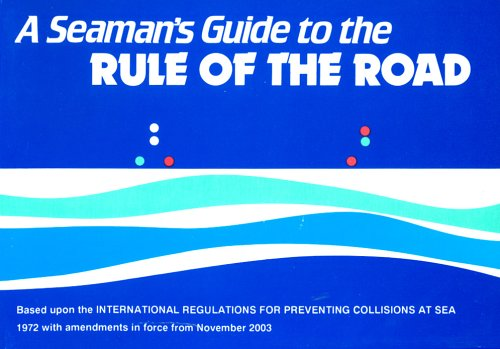 9780948254581: A Seaman's Guide to the Rule of the Road