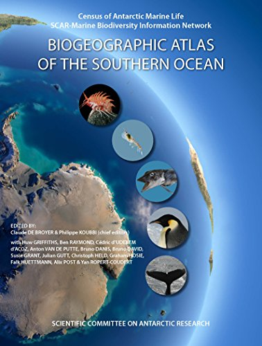 9780948277283: Biogeographic Atlas of the Southern Ocean