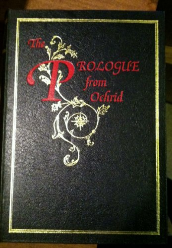 9780948298028: Prologue from Ochrid: Vol 4