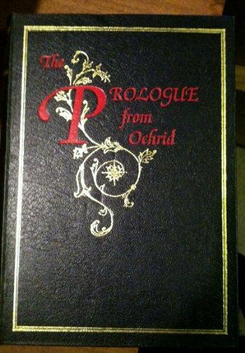9780948298028: Prologue from Ochrid: Vol 4