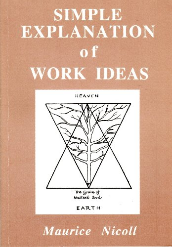 Simple Explanation of Work Ideas : From: Nicoll, Maurice