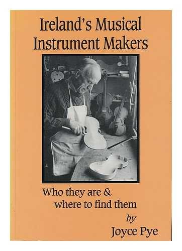 9780948339387: Ireland's Musical Instrument Makers: A Directory