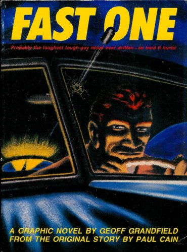 Fast One: Graphic Novel - Cain, Paul