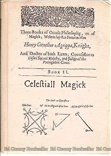 9780948366161: Occult Philosophy Book II Celestiall Magik