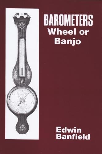 Barometers - Wheel or Banjo: Banfield, Edwin