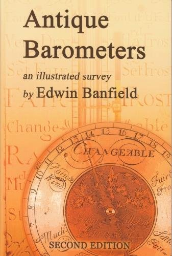 9780948382048: Antique Barometers: An Illustrated Survey