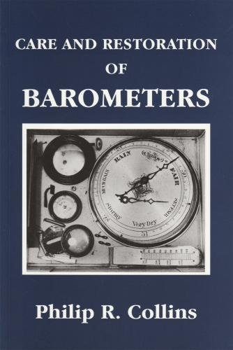 9780948382055: Care & Restoration of Barometers