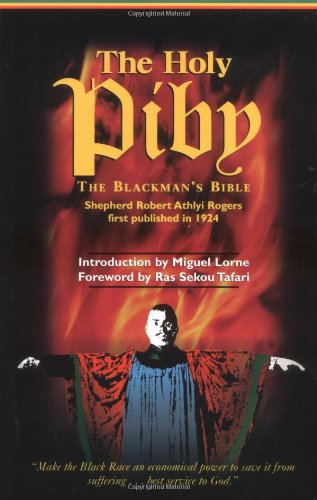 9780948390630: The Holy Piby